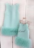 Комплект платьев Лолита, цвет мята