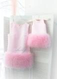Комплект платьев Лолита, цвет розовый