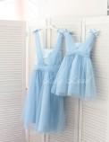 Комплект платьев Синдерелла, цвет голубой