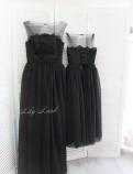 Комплект черных платьев