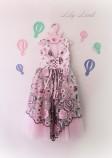 Детское платье Мэри, цвет розовый
