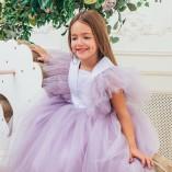 Детское нарядное платье Арин, цвет лаванда