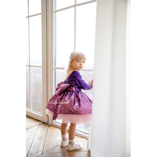 Сказочное платье на годик