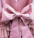 Детское платье Урсула, цвет чайная роза