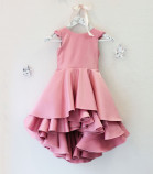 Детское платье Аврора, цвет чайная роза