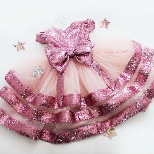 Нарядное платье для девочки от LilyLand