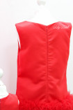 Комплект платьев Лолита, цвет красный