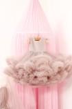 Комплект нарядных платьев Облако цвет шампань
