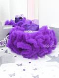 Детское нарядное платье Облако, цвет фиолет