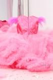 Детское нарядное платье Облако, цвет Барби